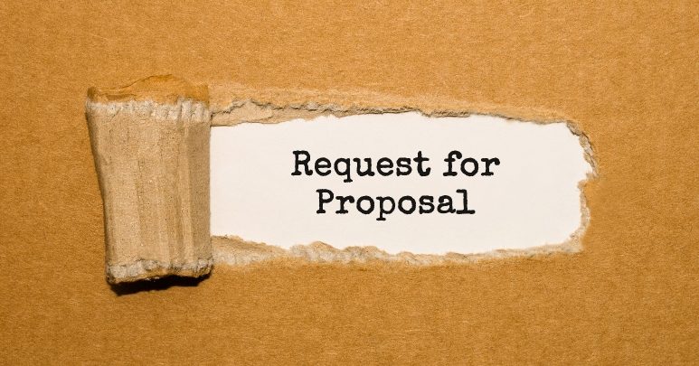 Request For Proposal — RFP